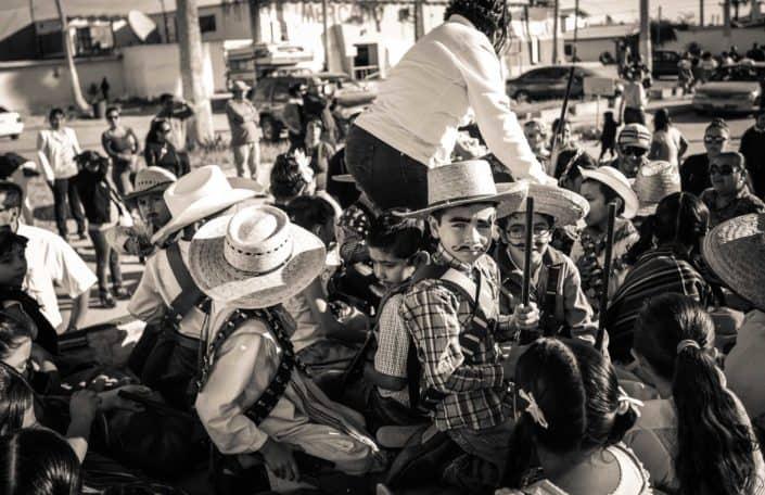 Kids in Guerrero Negro