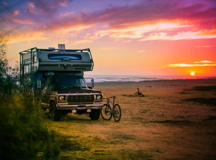 Van Life Baja California