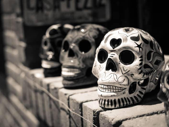 Skulls Mexico Todos Santos