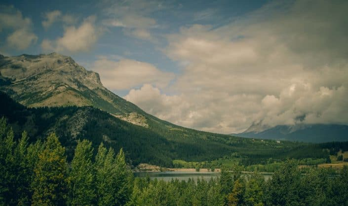 Mountain Canada Road Trip Photography