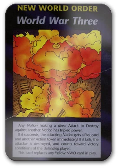 World War 3 Illuminati Card Game