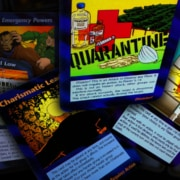 Illuminati Card Game Background