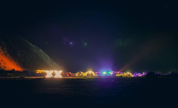 Apparitions Festival San Pedrito Baja California
