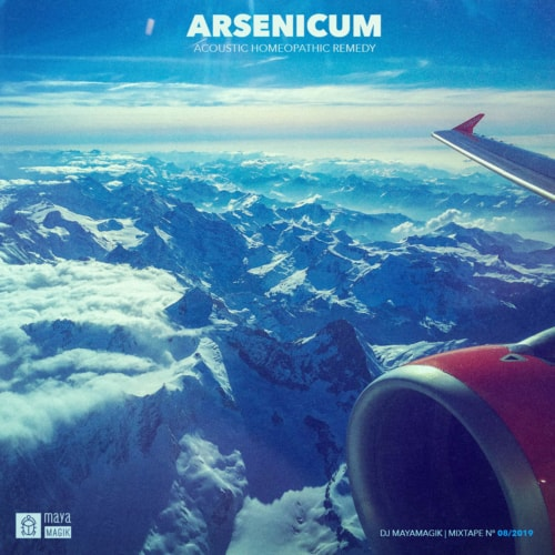 Party Dj Baja California Mixtape Arsenicum Album