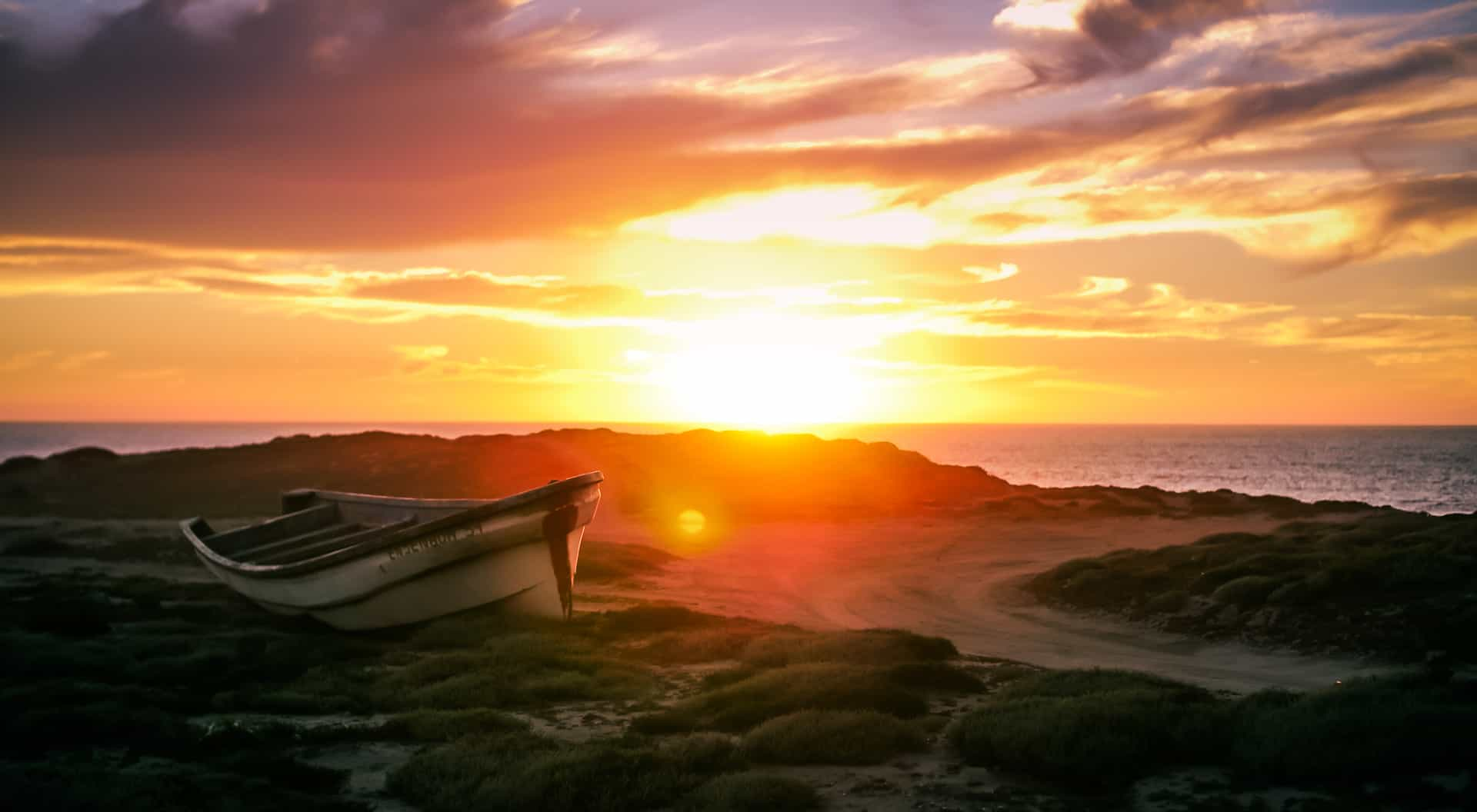 Sundown Baja California Road Trip Photography