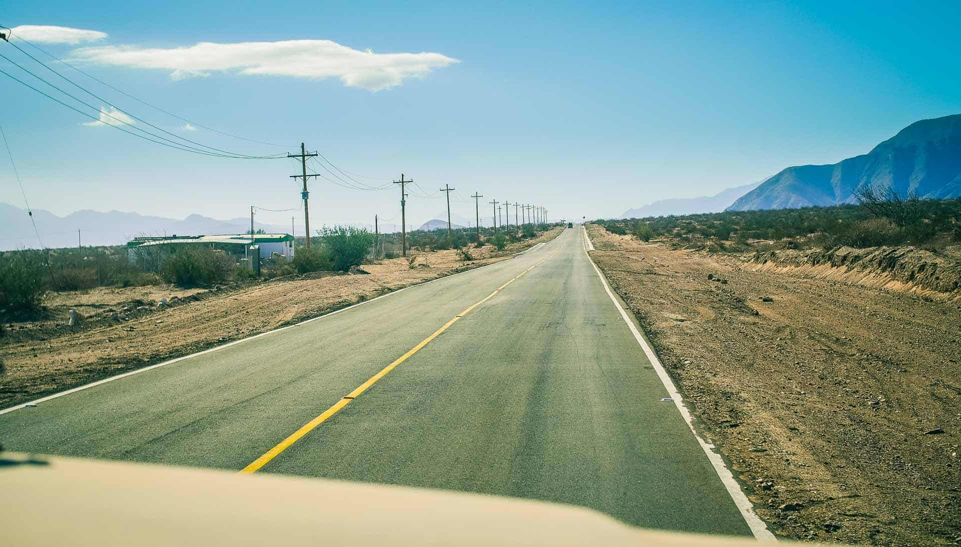 Baja California Road Trip Photography