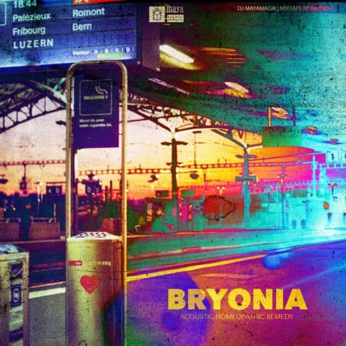 Bryonia Homeopathic Remedy DJ Mixtape Baja California Consulting