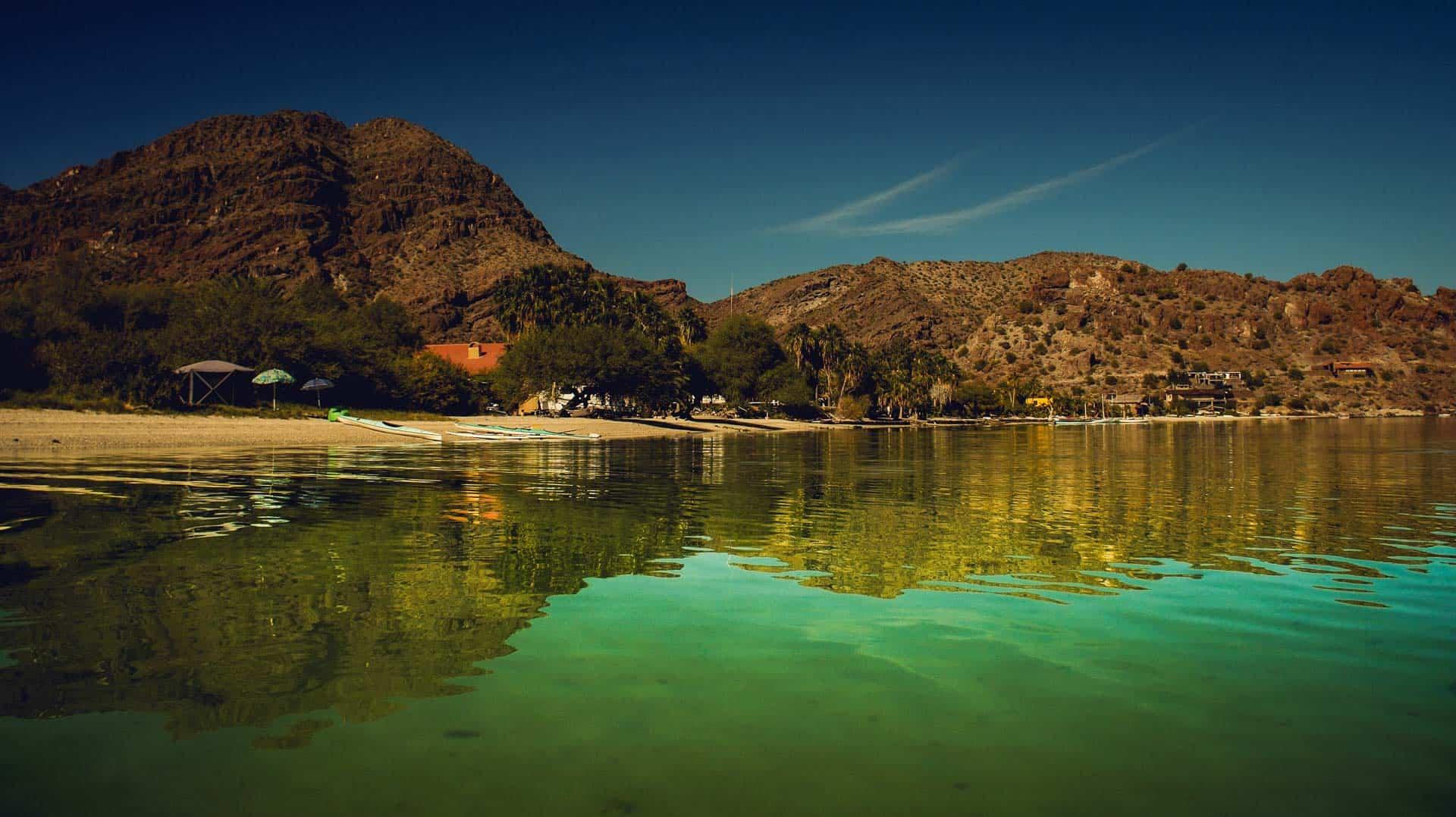 Playa El Coyote, Baja California | Beach close to Mulegé