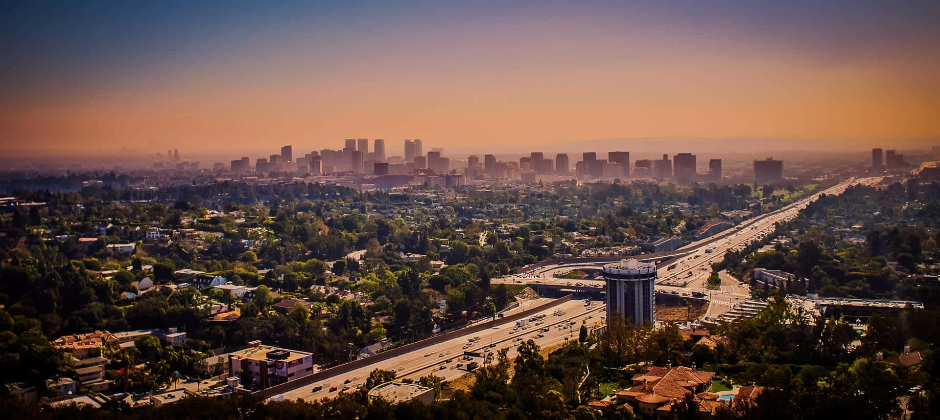 Los Angeles California Road Trip Photography