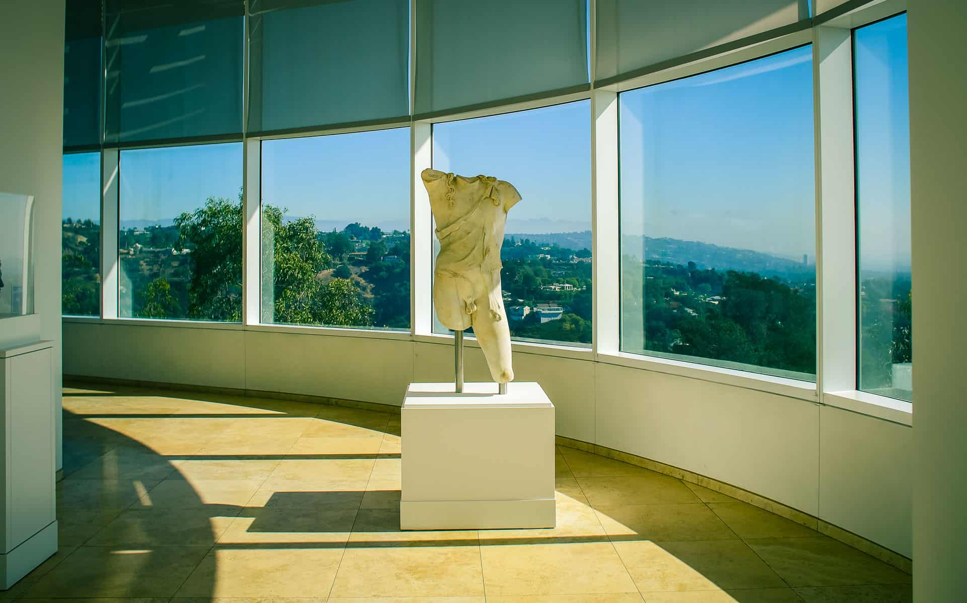 Getty Museum Road Trip Photography