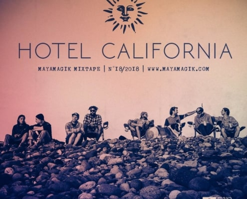 Hotel California Mixtape The Wall