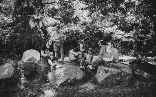 Reids Farm Taupo New zealand Hippies