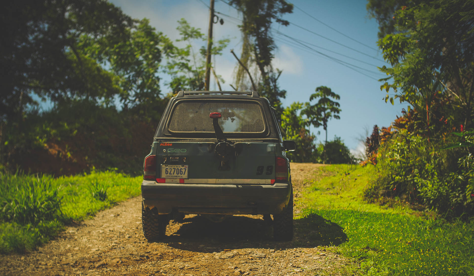 car in costa rica