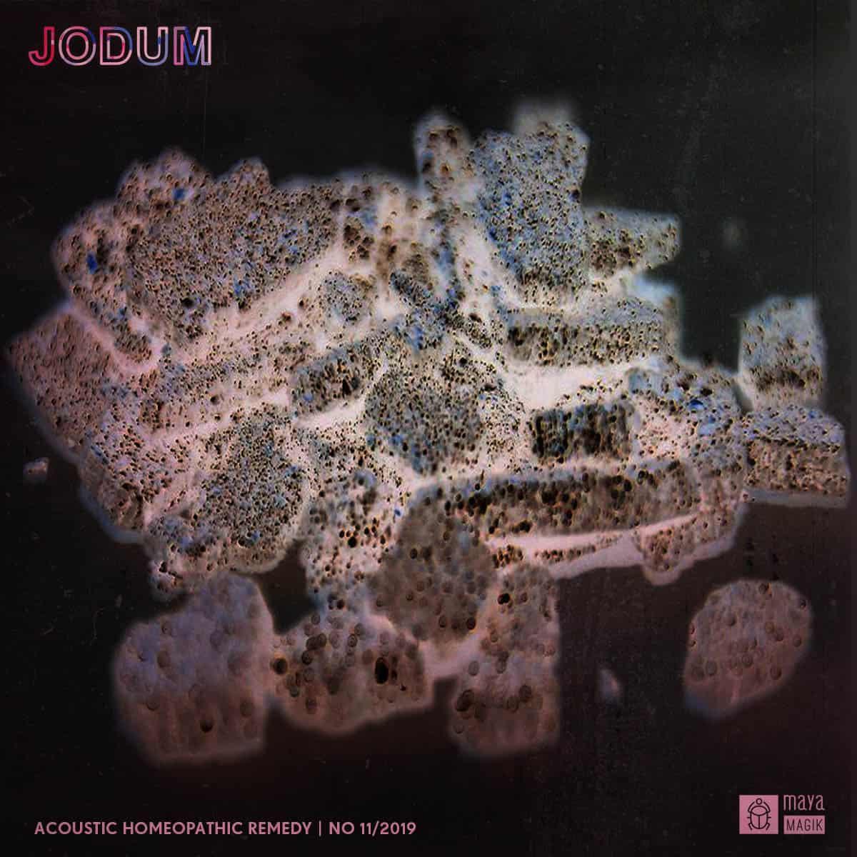 Jodum Homeopathic Remedy DJ Mixtape Baja California Consulting