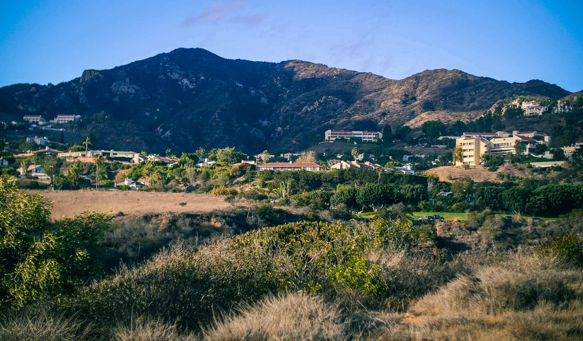 malibu california photography road trip