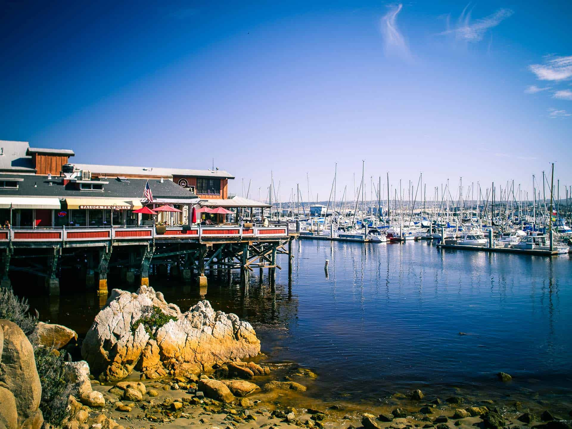 marian monterey california photography road trip