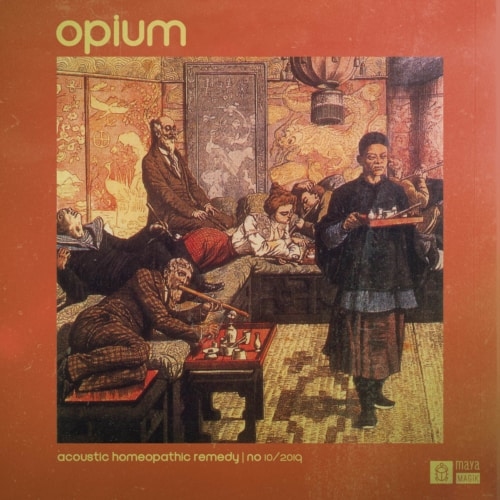 Opium Homeopathic Remedy DJ Mixtape Baja California Consulting