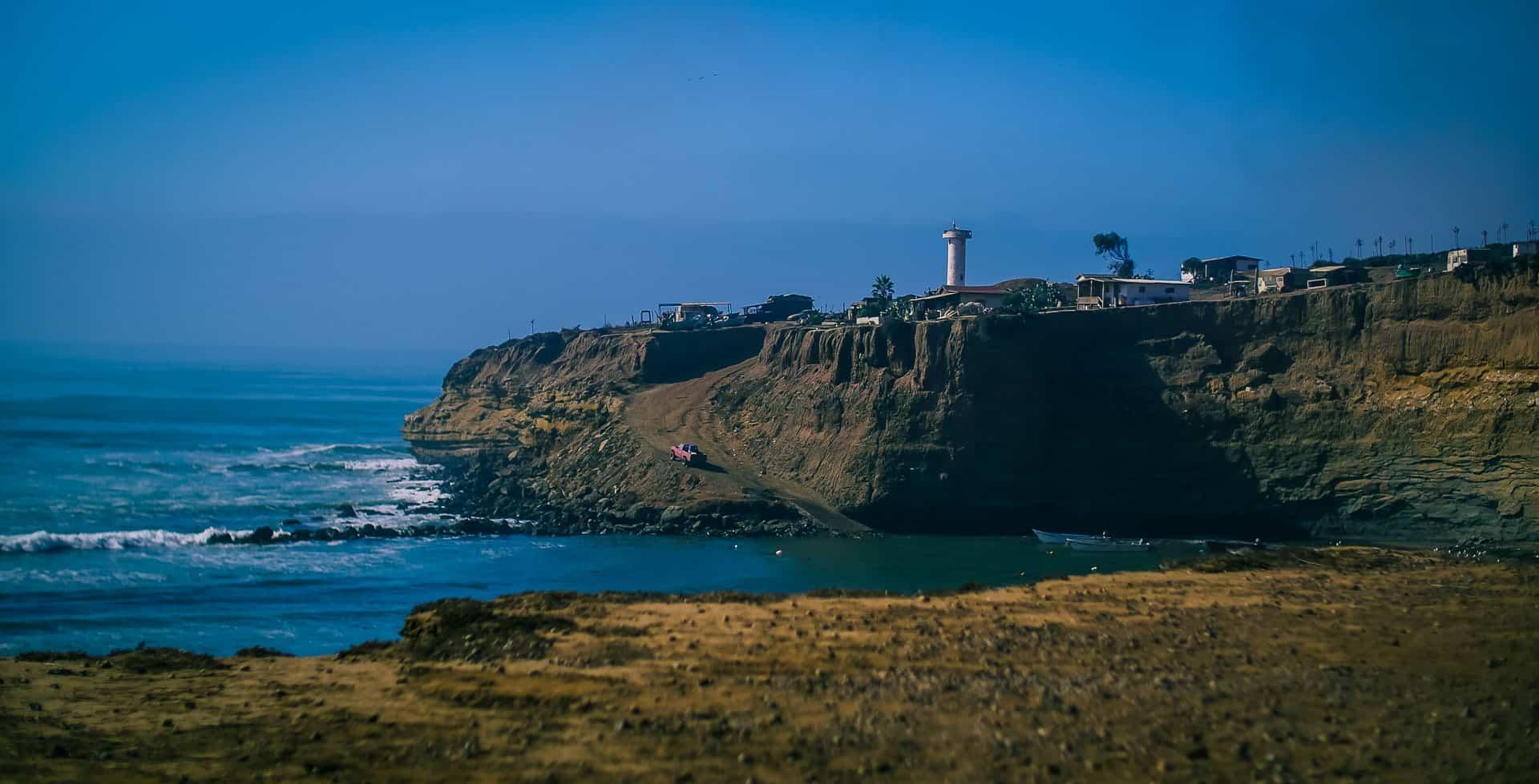 Lighthouse Punta San José