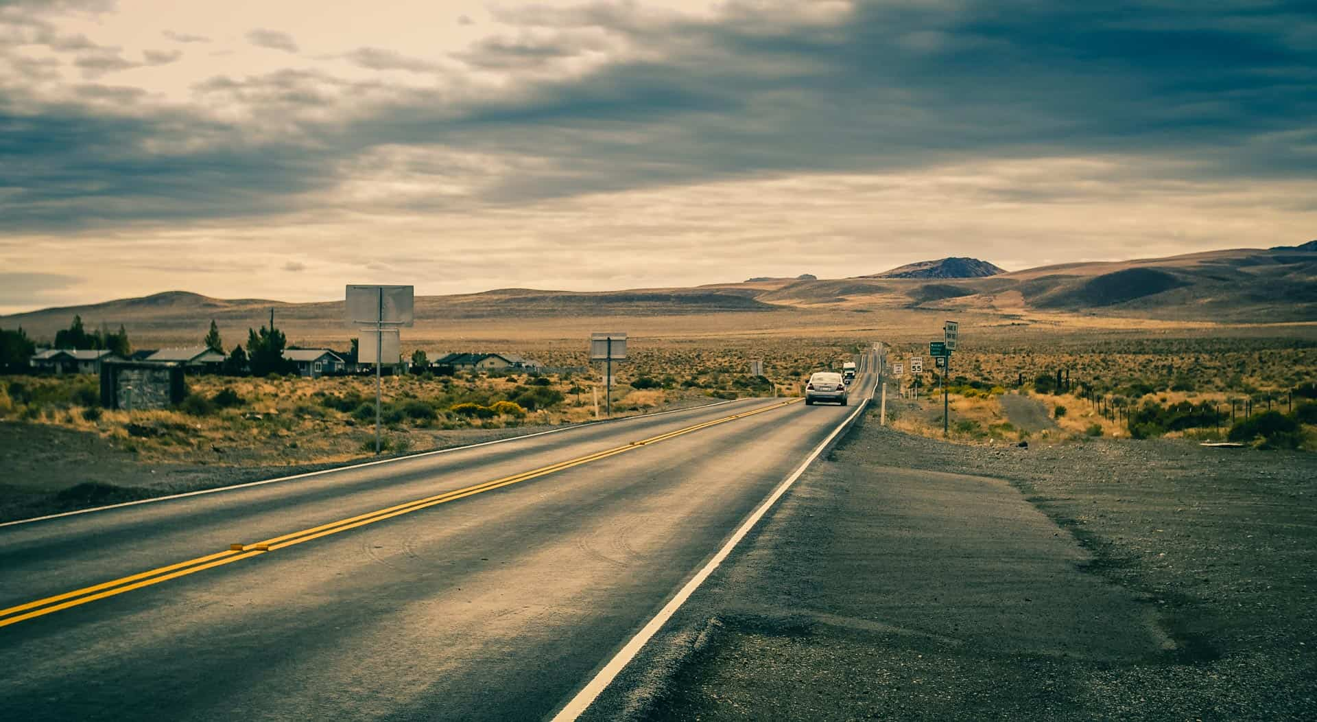 Road Trip through Nevada Photography