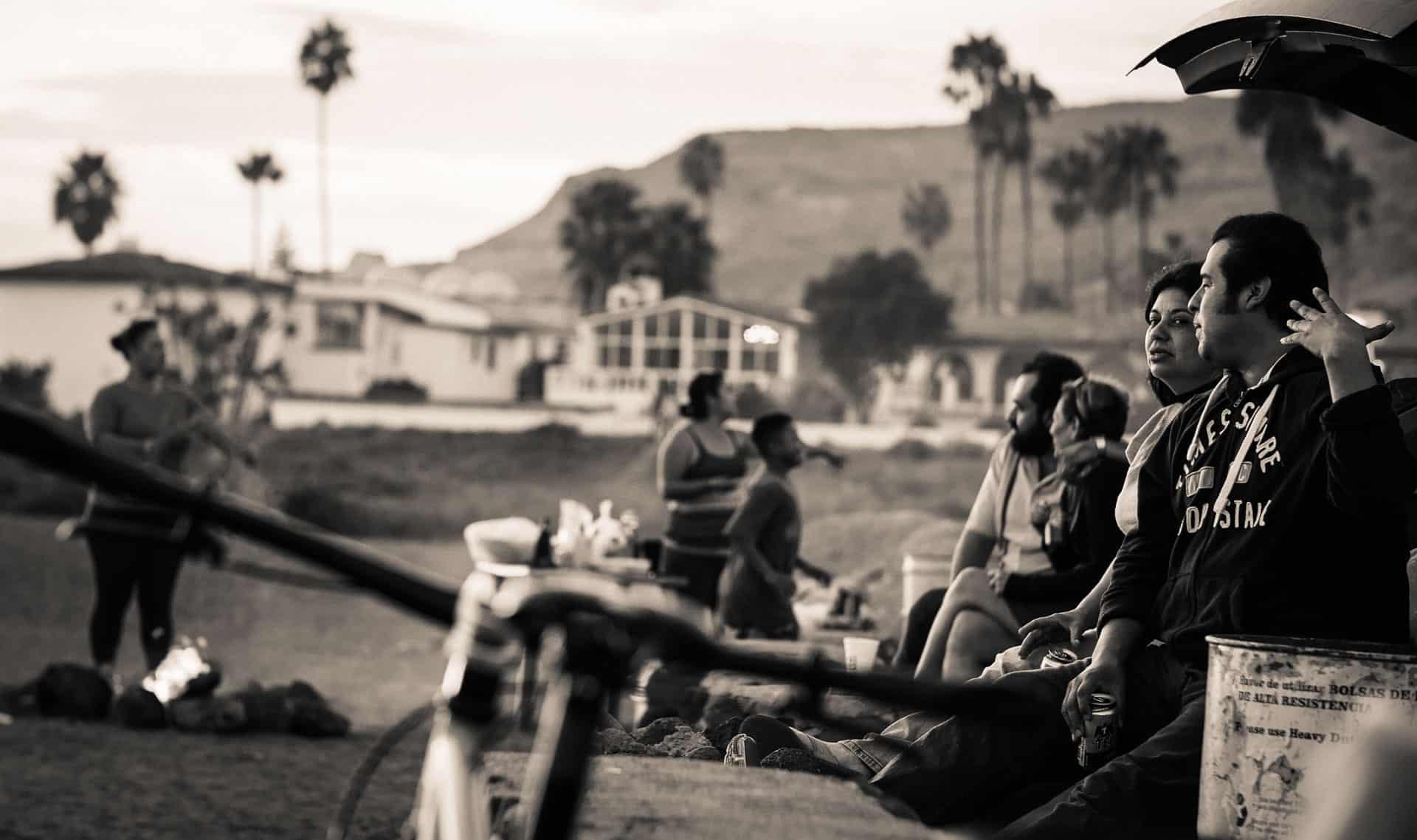 at Locals San Miguel Ensenada Baja