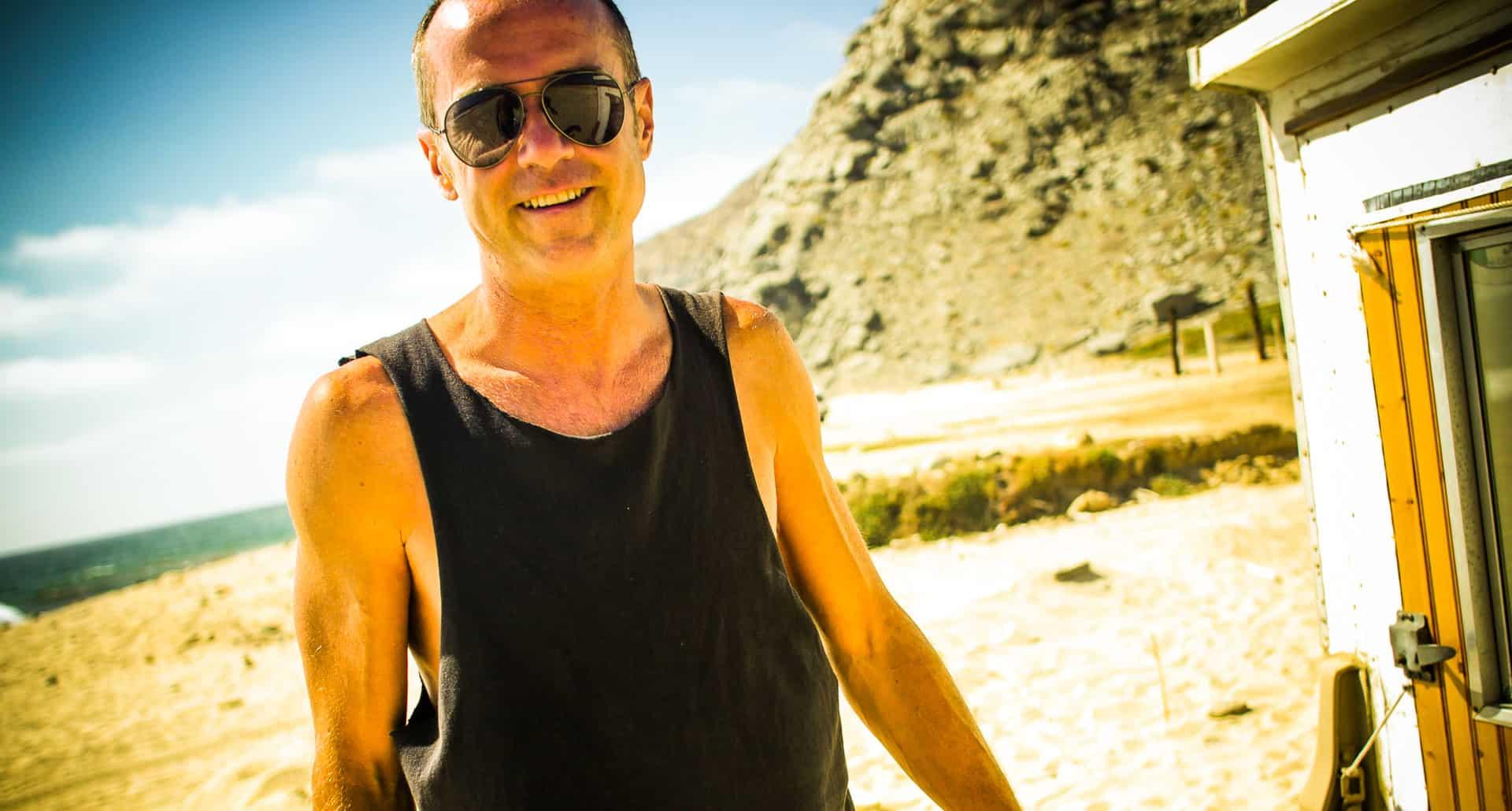 San Pedrito Beach Wandering OM