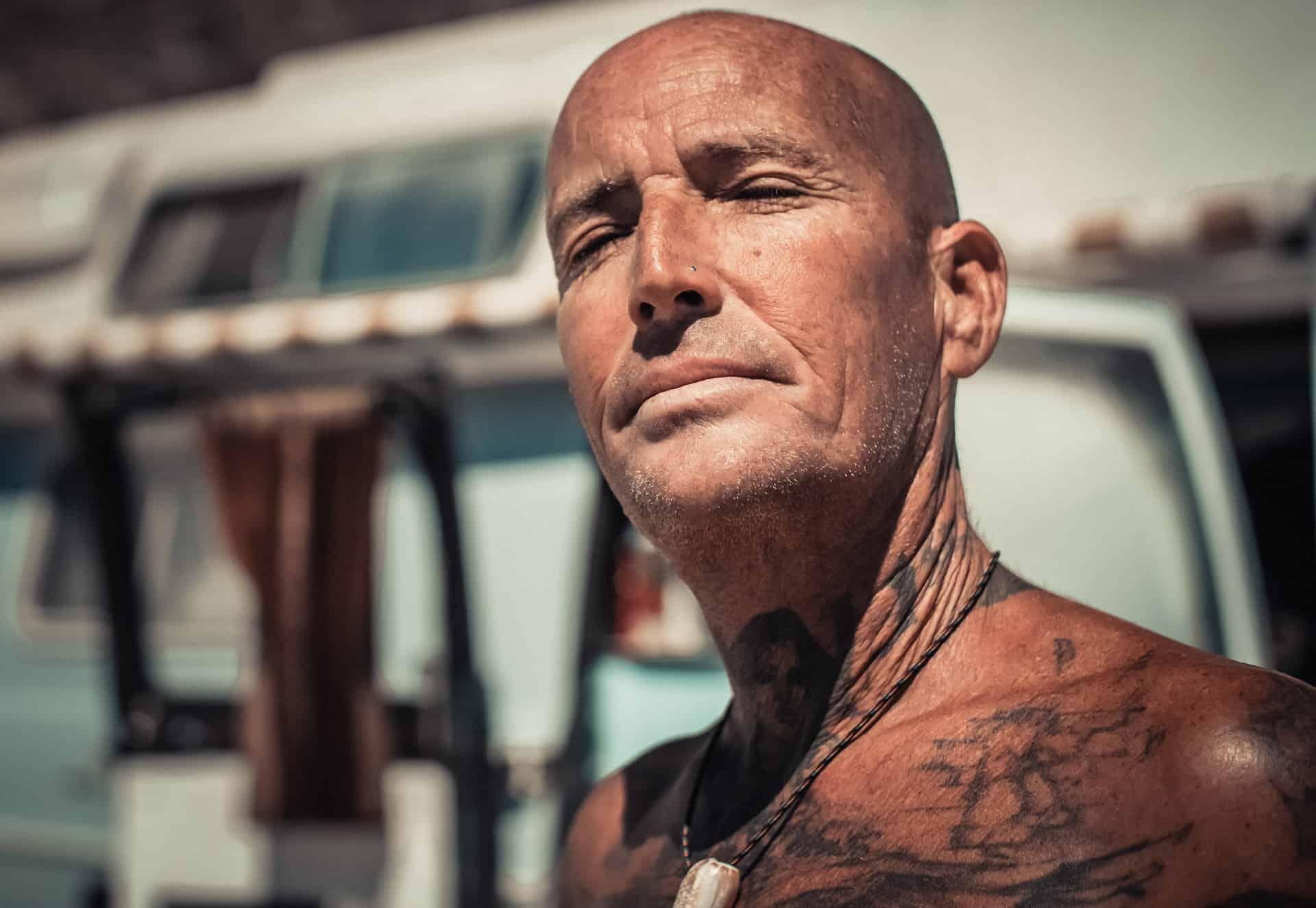 Timo Ferrantino Surferdude San Pedrito Beach
