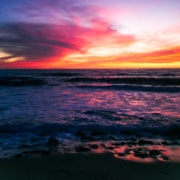 San Pedrito Beach El Pescadero Todos Santos Baja California Sur