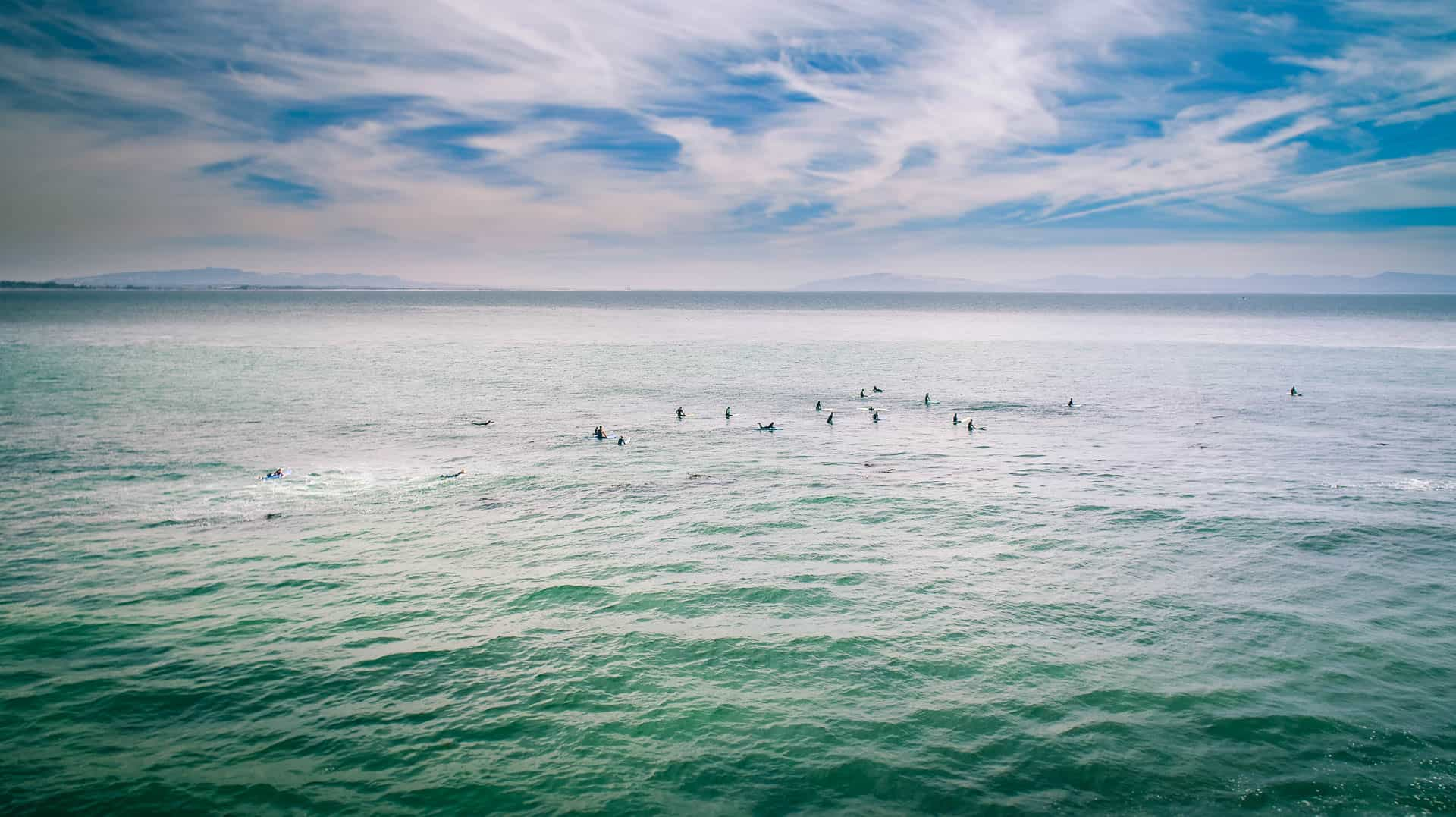 surfing santa cruz california photography road trip