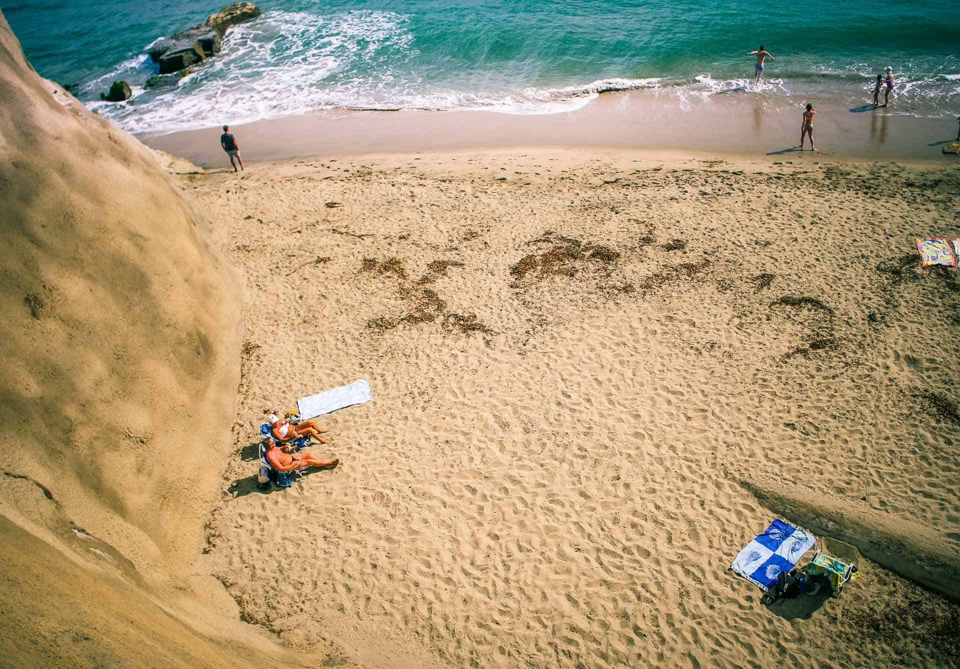 santa cruz california photography road trip