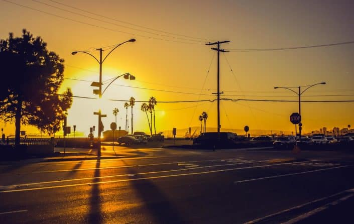 Sublime Long Beach California Road Trip Photography