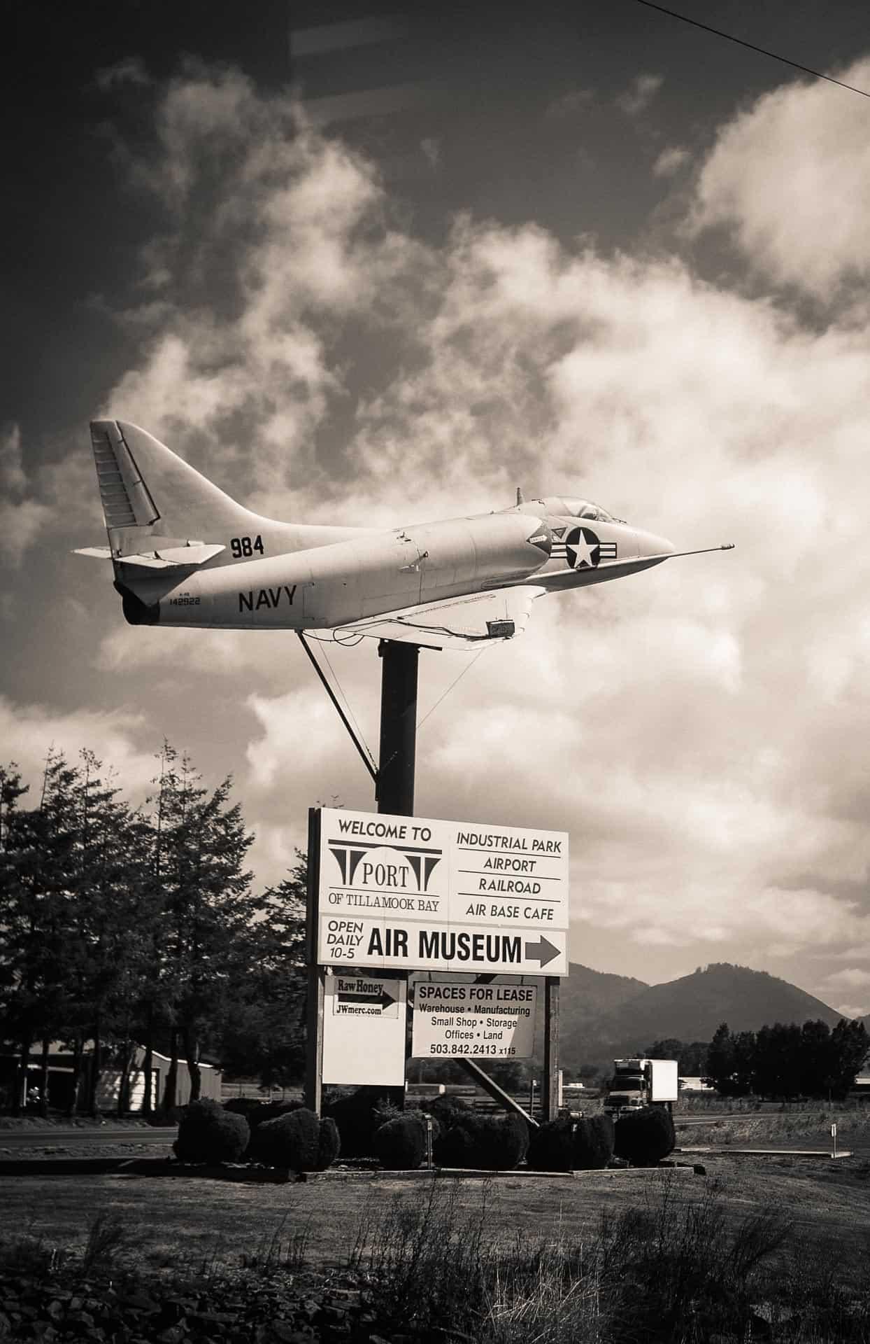 Port Air Museum Oregon Photo Travel Blog Photography
