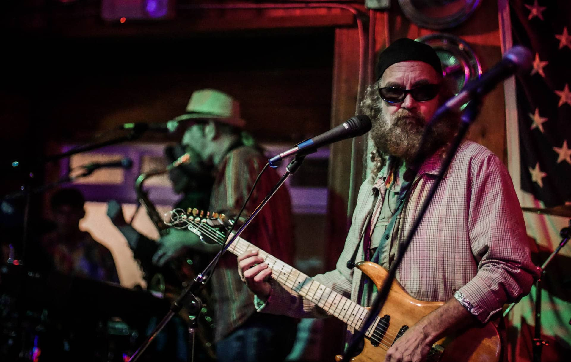 Reggae Band Jaskamon in Licoln City | Road Trip Travel Photography of Oregon | USA