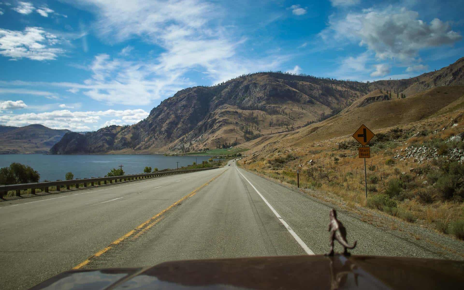 Washington State Road Trip Photography