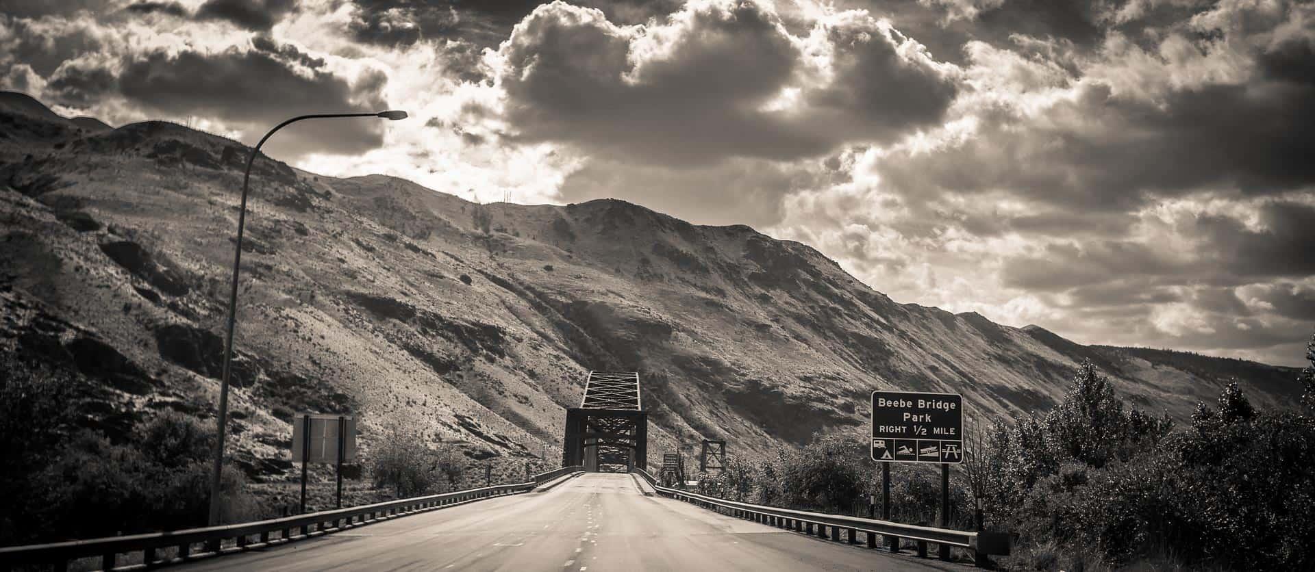 Beebe Park Washington State Road Trip Photography