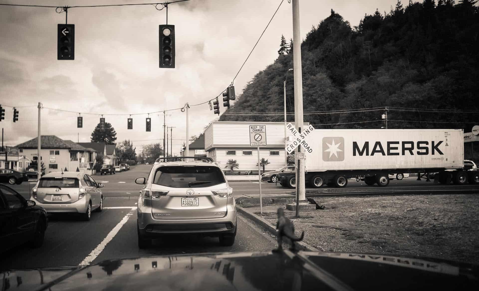 Aberdeen Washington State Road Trip Photography
